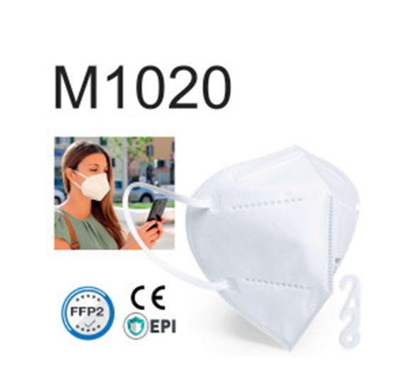 Weiße FFP2 Masken